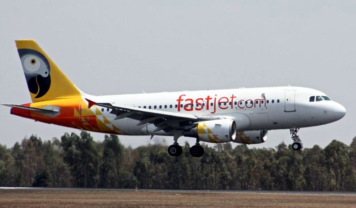 Fastjet to start flights between Harare and Bulawayo