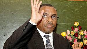 Ex-Ethiopian PM heads AU election mission in Zimbabwe