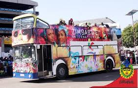 Enthuse Afrika drop this year's party on wheels thrill