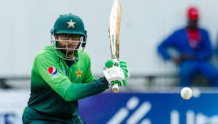 Zimbabwe implode as Pakistan win first ODI by 201 runs