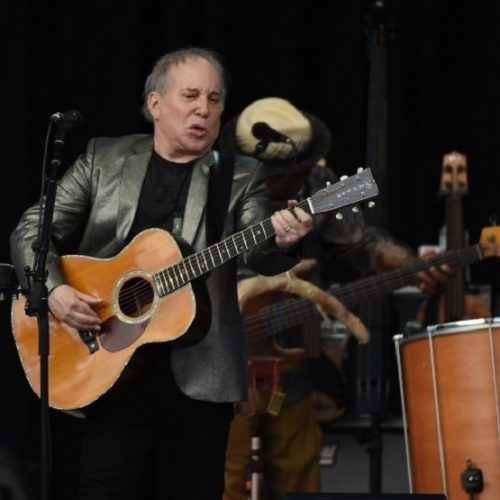 Paul Simon to mark touring retirement with new album