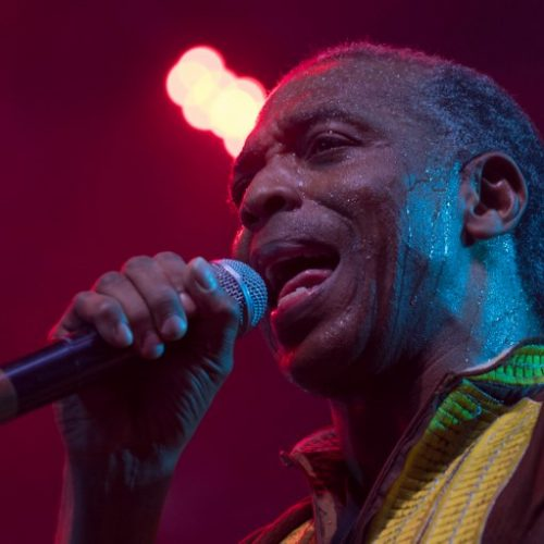Keeping father's protest torch lit, Femi Kuti sees hope