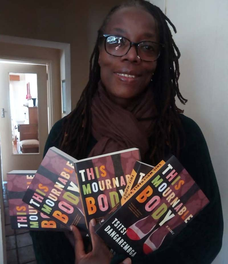 Tsitsi Dangarembga makes Booker Prize shortlist