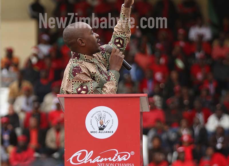 MDC shall have no extra-ordinary congress, declares Chamisa
