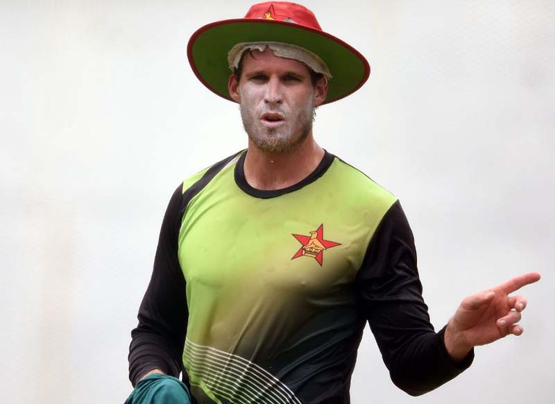 Frustrated Waller pulls out of Zimbabwe's ODI squad