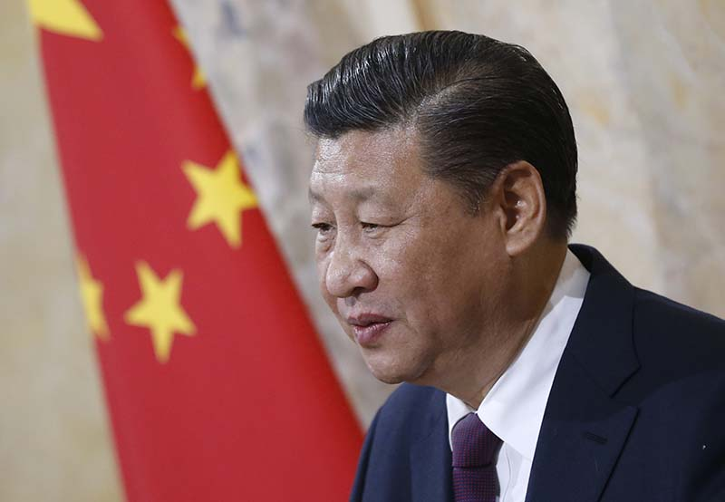China's economic growth cools amid trade tensions
