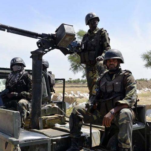 Hundreds of Nigerian troops missing after Boko Haram overruns base