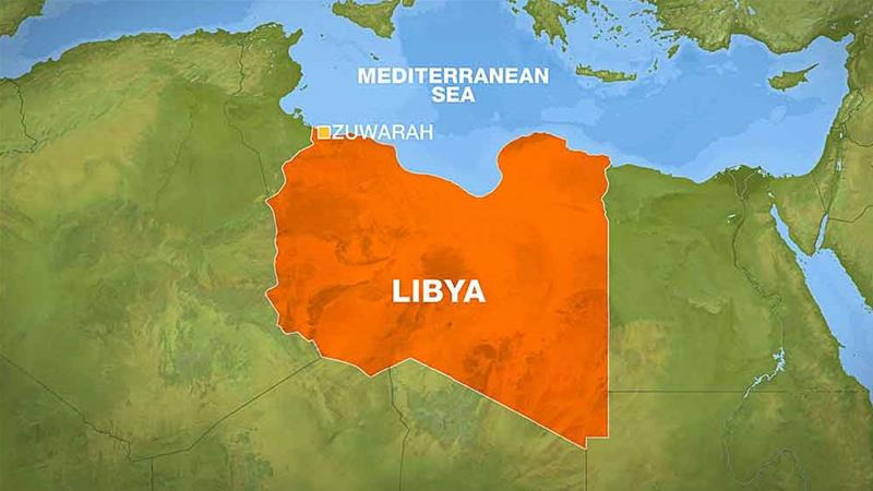 Libya crisis: Fighting near Tripoli leaves 21 dead