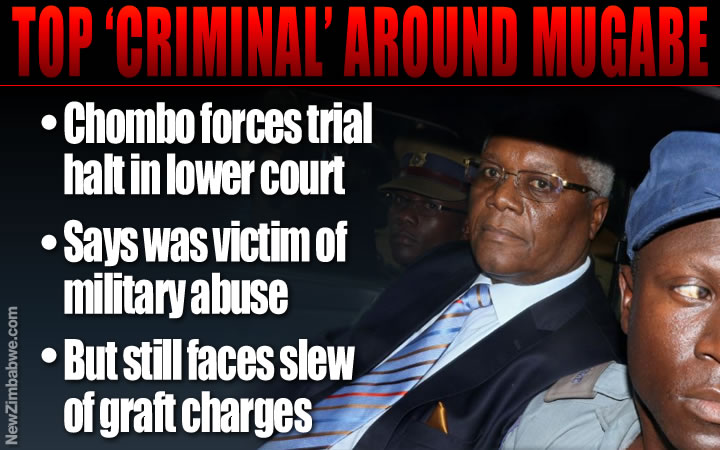 Graft accused Chombo fights for freedom, claims rights violated