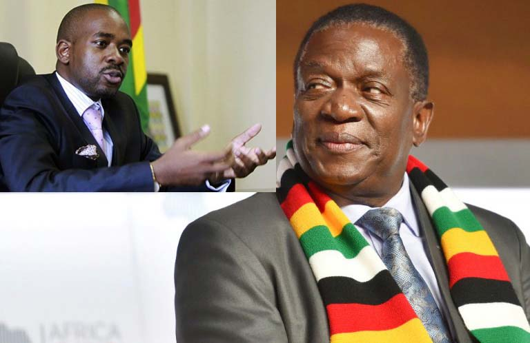 Opposition frustration as church and faith leaders seen backing Mnangagwa