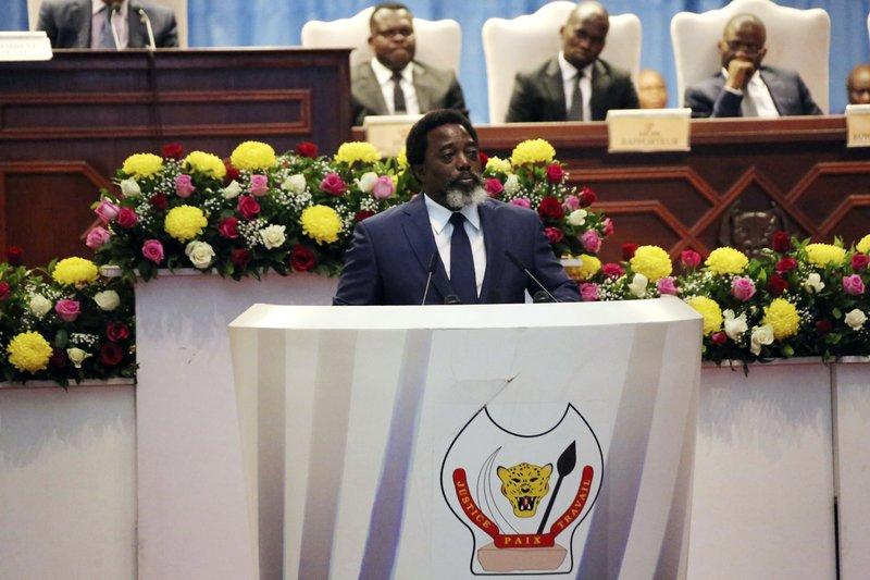 DRC's Joseph Kabila to quit