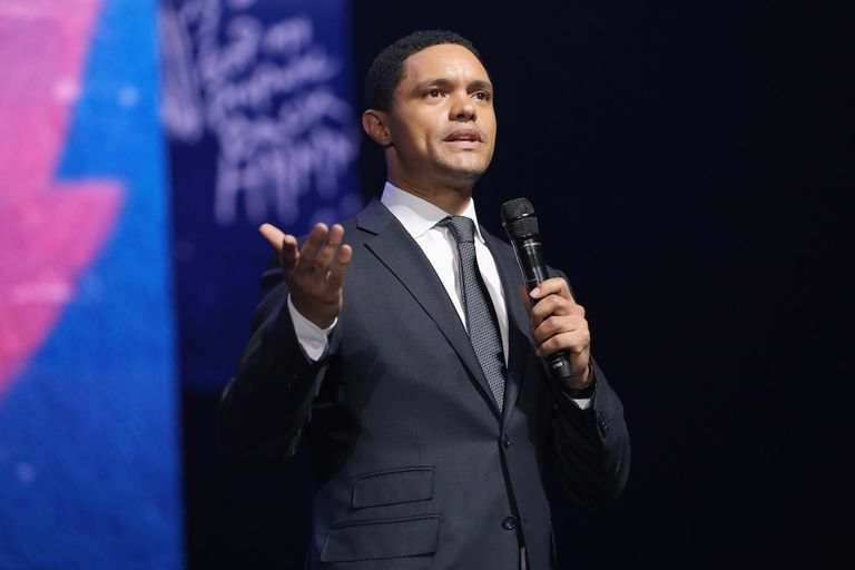 Trevor Noah spars with French envoy over 'African-ness' of World Cup champs