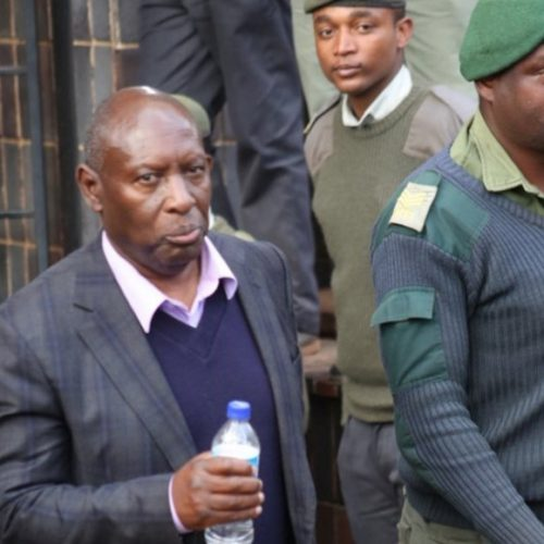 Ex-Minister Undenge acquitted in Wicknell Chivayo's Intratrek scandal