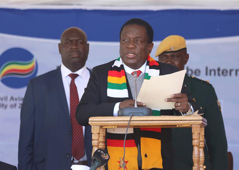 ED sticks to pre-election vows, says land reform will not be reversed