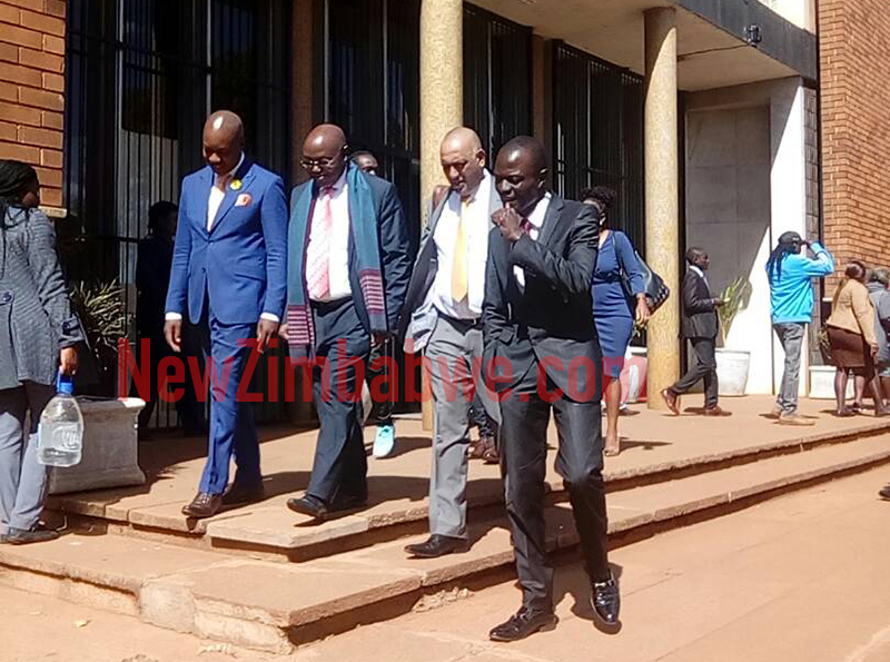 Maziwisa, Pambuka to appeal 6-year jail sentence; ex-MP near tears as ruling handed down