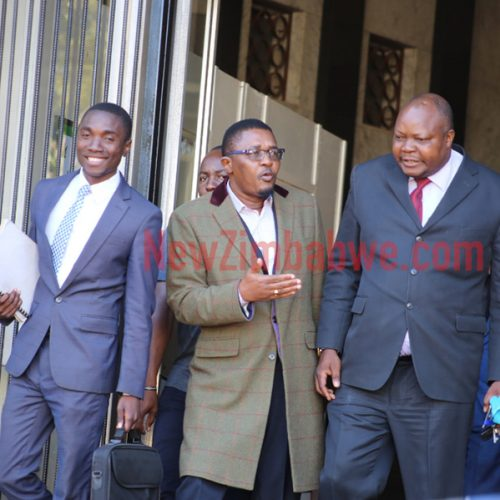 Mzembi's co-accused complains over continuous court appearance