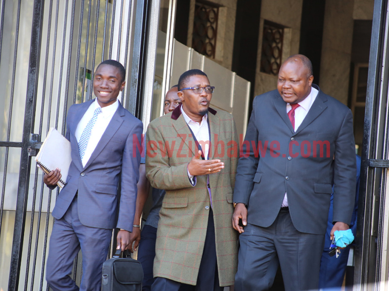 "State admits failure to bring back ""fugitive"" Mzembi"