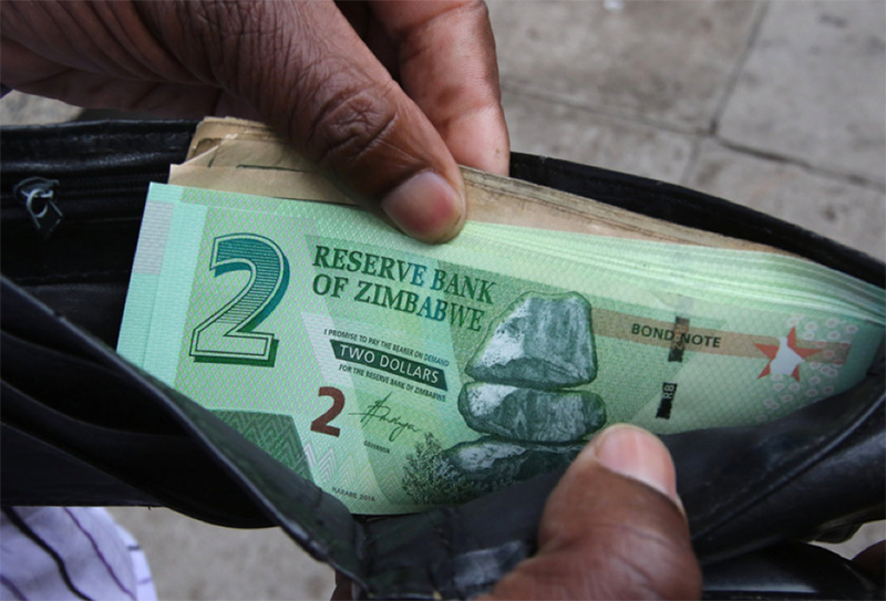 Government finally concedes bond notes are not equal to dollars