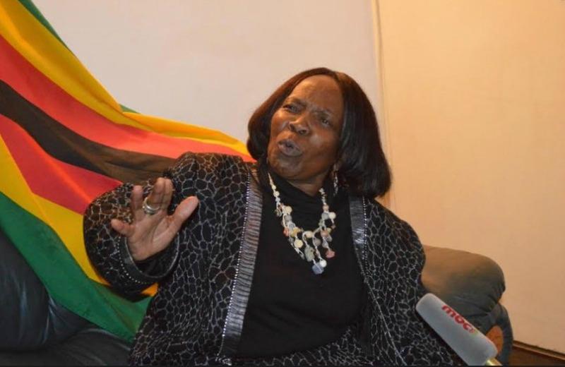 Former Top Diplomat Dumbutshena Thandiwe Dies