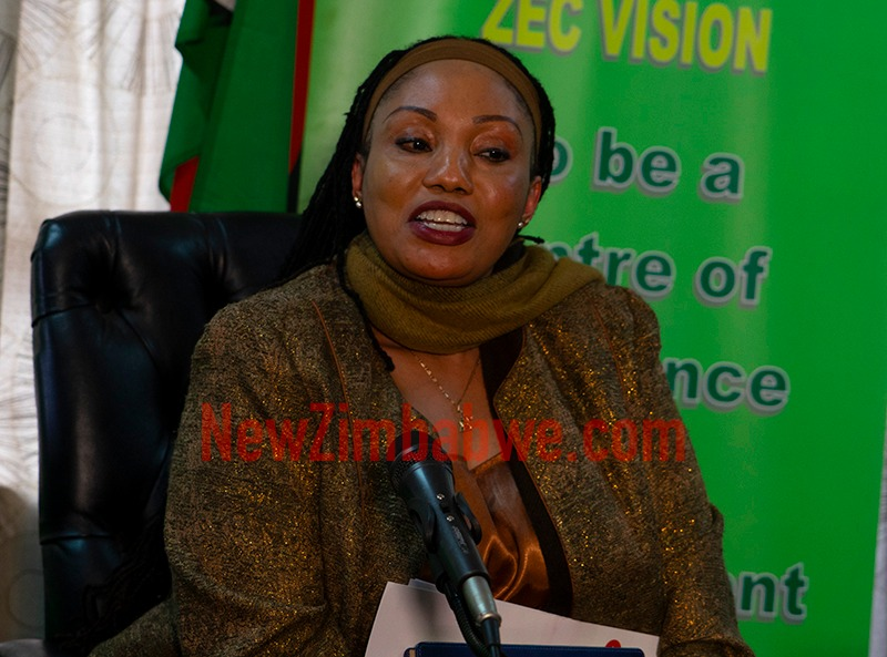 No rigging in Monday's poll, ZEC says, as official results expected late noon