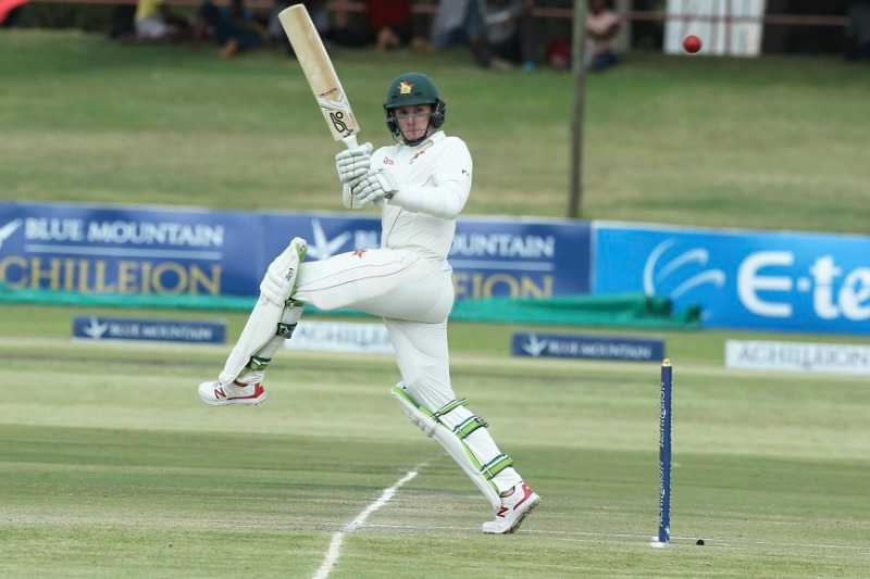 Zim cricket star Peter Moor named in exclusive MCC squad