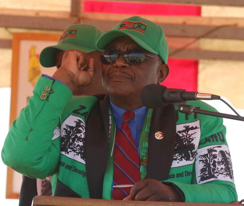 VP Chiwenga endorses Mnangagwa's 2023 Presidential bid