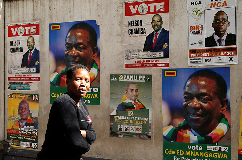 Which way now for Zimbabwe as Mnangagwa victory is challenged