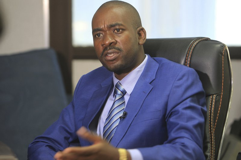 MDC Alliance rages at 'captured' courts as Chamisa rally foiled