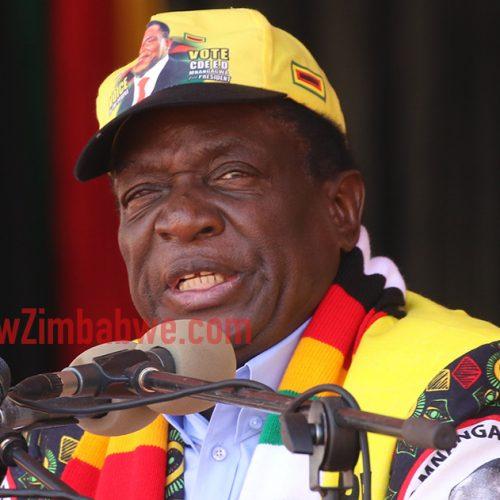 Mnangagwa urges enhanced productivity to grow economy