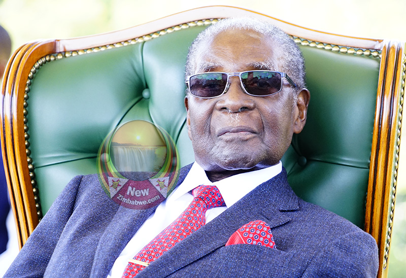 Bitter Anniversary A Year After Mugabe Died