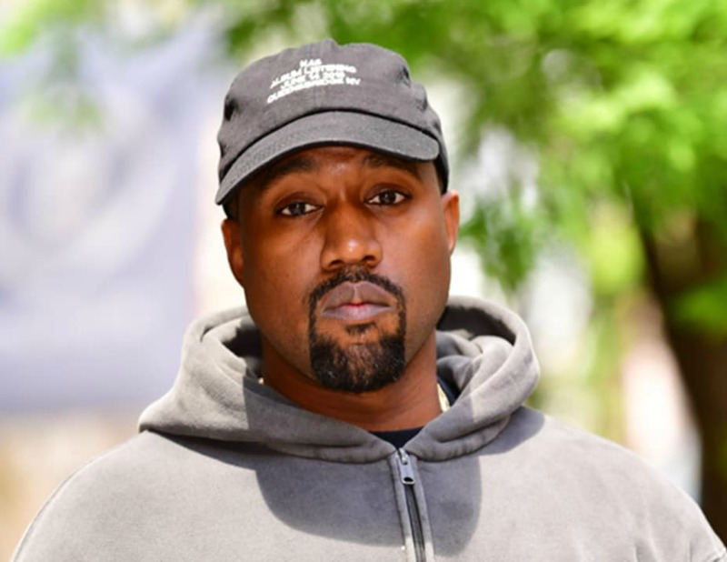 Kanye West tweets he's dropping politics, writes big cheque for Democratic hopeful