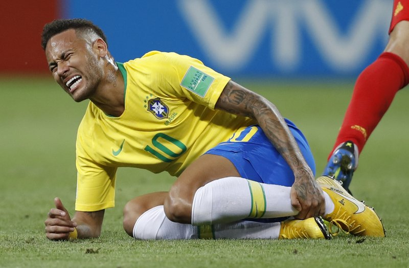 Neymar under fire after World Cup 'mea culpa' advert