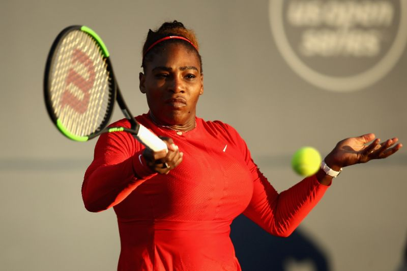 Serena Williams handed worst defeat of her career