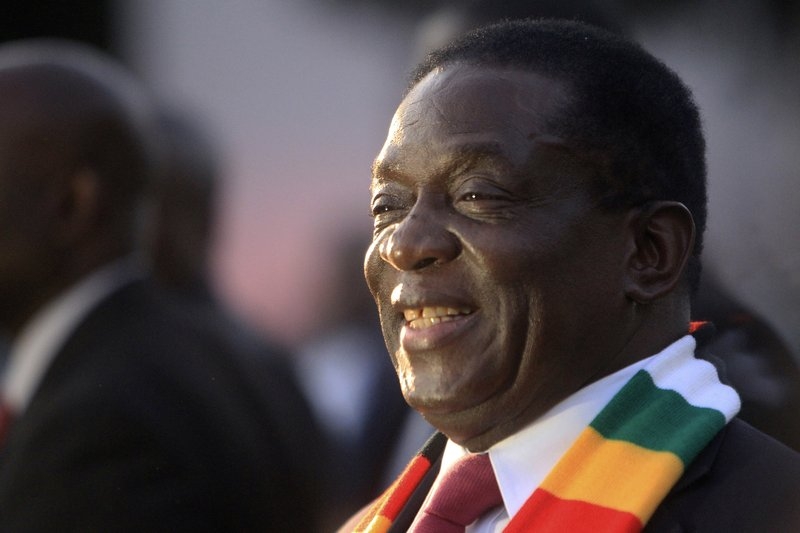Opposition furious as Mnangagwa 'fakes' concern over police brutality