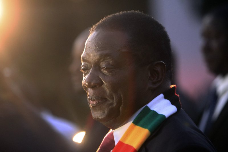 US activists to stage pro-Mnangagwa rally; demand removal of sanctions