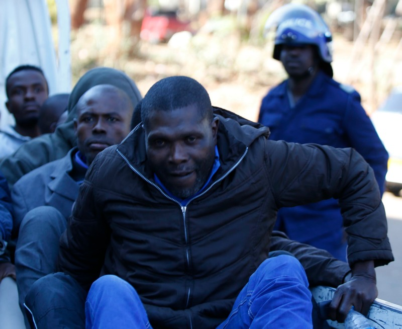 MDC violence suspects to spend weekend in cells