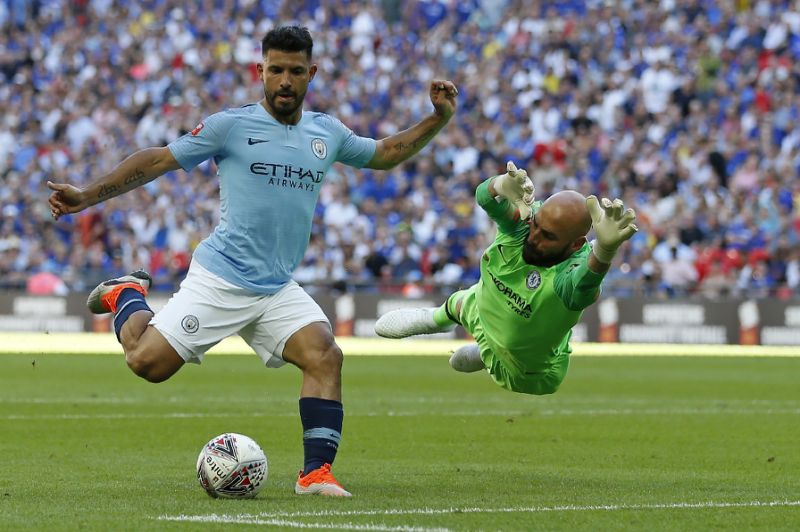 Man City beat Chelsea 2-0 to collect Community Shield
