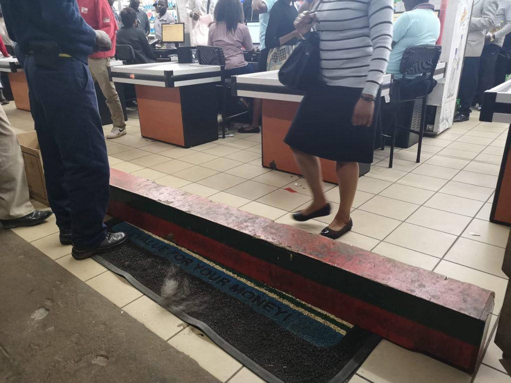 Mphoko's Choppies supermarkets unleash log against female shoplifters