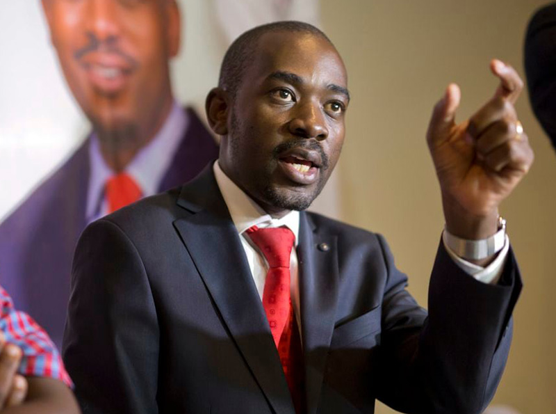 Chamisa mayor endorses ED, says Kwekwe above party politics