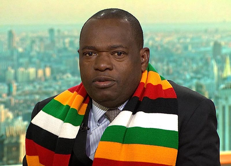 Moyo harangues Britain over Rushwaya parliament discussion