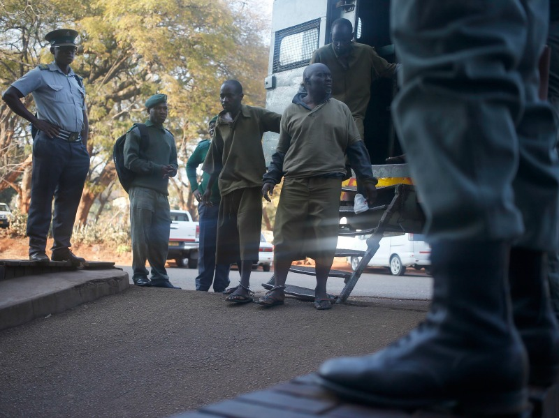 LATEST: MDC election violence suspects freed