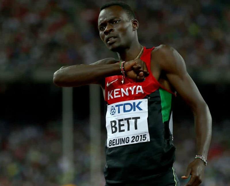 Kenya's former 400m hurdles world champion dies in car crash