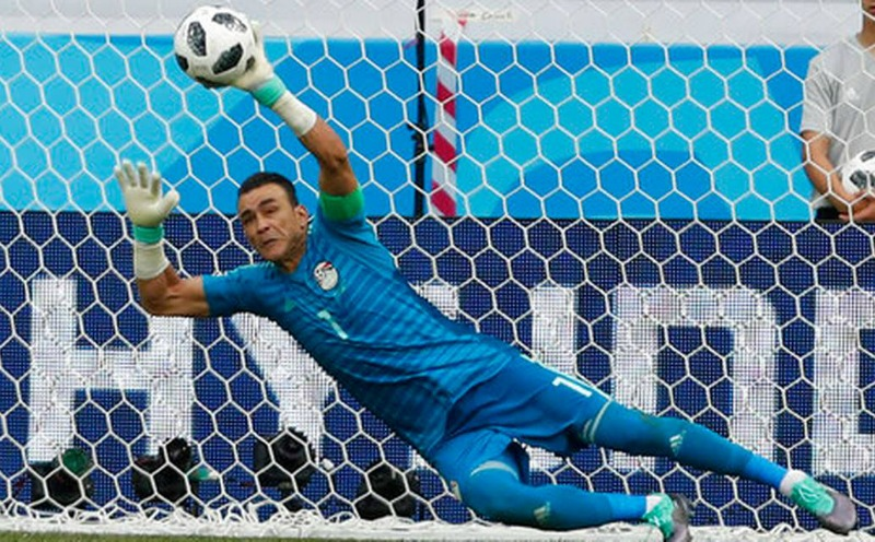 Egypt keeper, oldest World Cup player, quits national team
