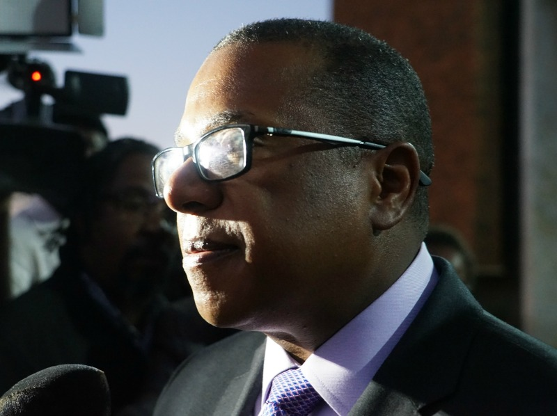 US ambassador says Biti arrest 'worrisome'