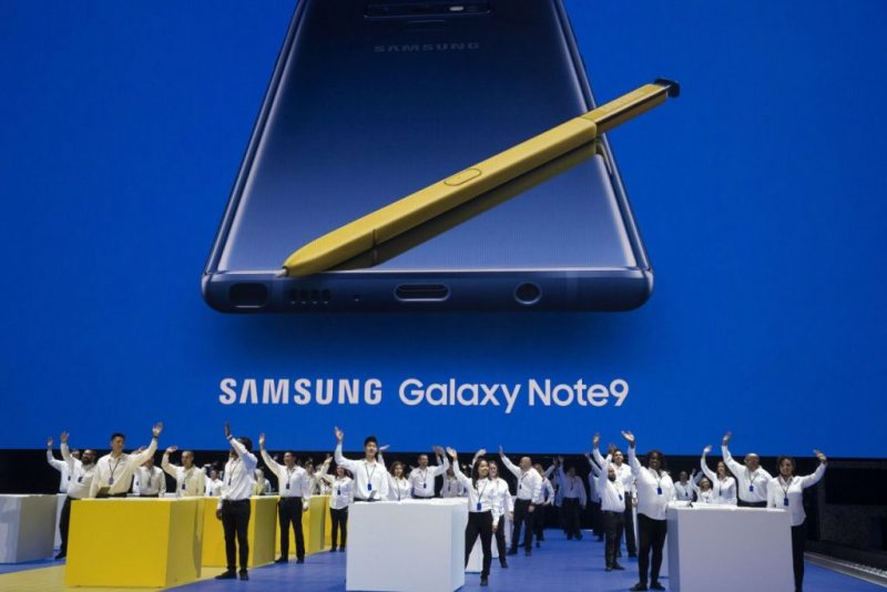 Samsung unveils newest smartphone hoping for sales boost