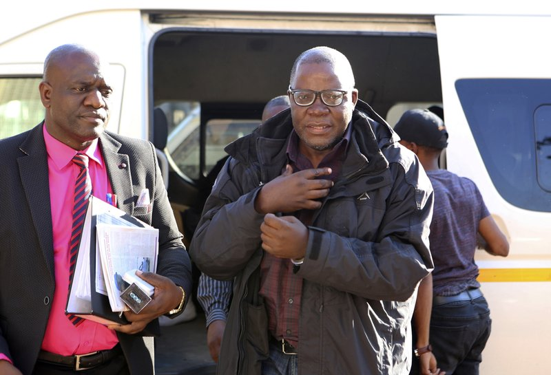 IN-DEPTH: Biti tells court of attempts on his life, dramatic escape bid and night in toilet