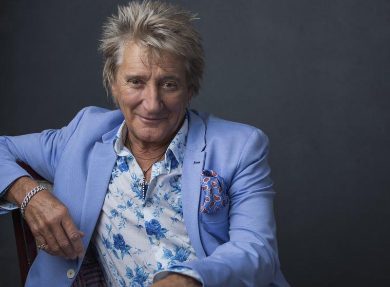 INTERVIEW: More than 50 years into career, Rod Stewart not slowing down