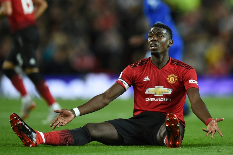 Pogba tight-lipped over United situation for fear of being fined