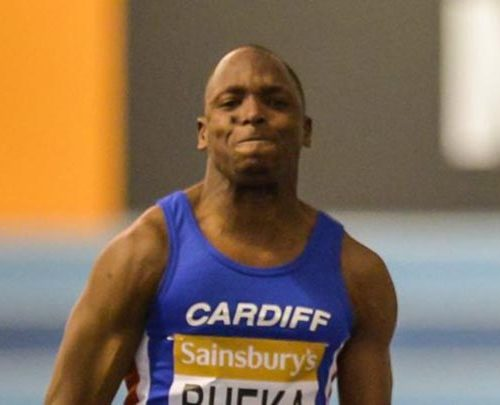UK Zim-born sprinter jailed over cocaine; sports charity now 'on hold'