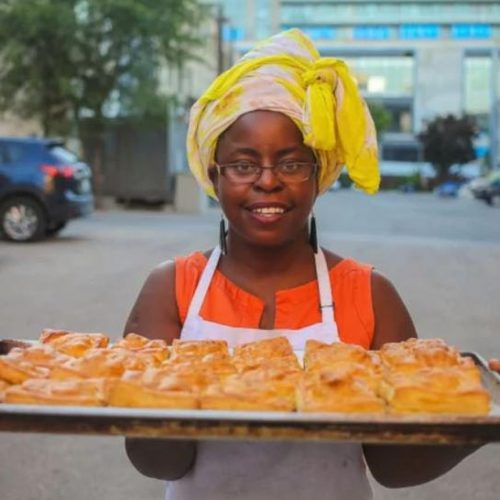 CANADA:  Woman brings Toronto the flavours of Zimbabwe
